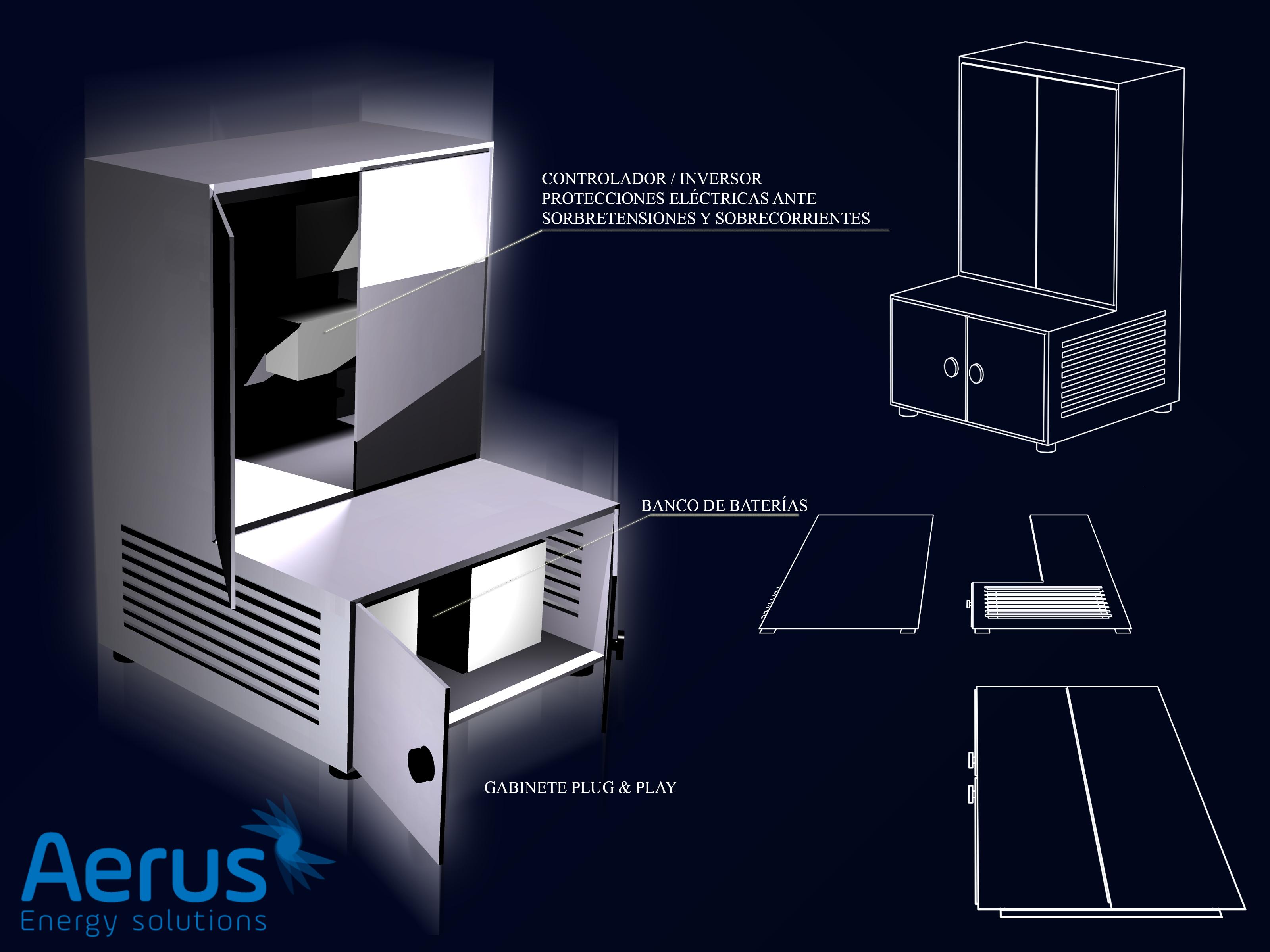 Kit Solar Aerus